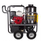 13hp BE Honda | HOT & COLD Water High Pressure Washer | Cleaner Elec Start Engine | Comet 4000psi Pump | Image 2