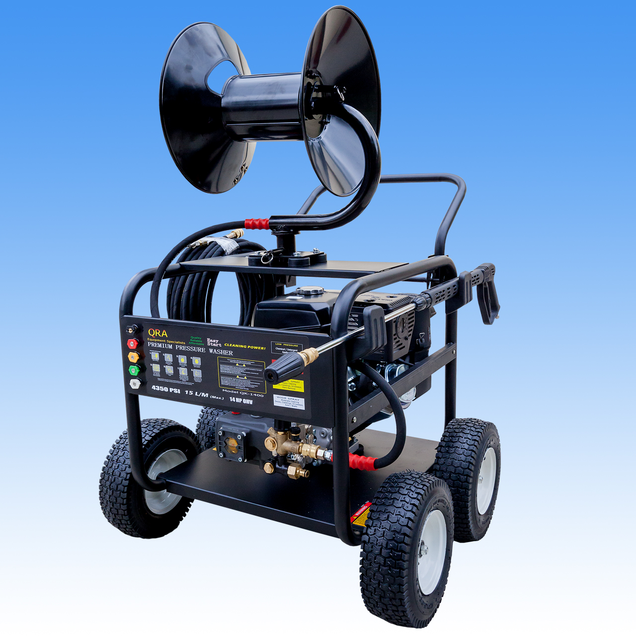 10 Metre 3 8 Inch 6000psi Grey 2 Wire Low Marking M F Pressure 14 Hp Kohler Engine Diagram Washers Cleaners