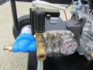 14hp Kohler Electric Start Engine with AR 4060psi Pump QK1400 RE With Full Bypass Unloader | Image 5