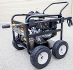 14hp Kohler Electric Start Engine with AR 4060psi Pump QK1400 RE With Full Bypass Unloader | Image 3