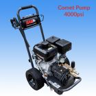 Mid Range Start Up Package With 15hp BE Power Ease Petrol Engine High Pressure Washer With COMET Pump | Main Image