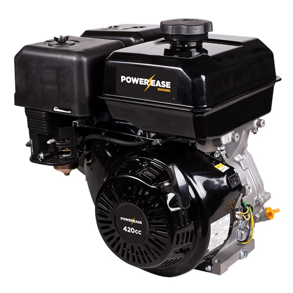 15hp Power Ease | 420 cc | Recoil Start Engine with Cast Iron Bore