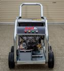 18hp Vanguard Electric Start Engine High Pressure Washer with  AR 4000psi Pump @ 21 L|Min QB1800 AR4 | Image 4
