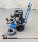 18hp Vanguard Electric Start Engine High Pressure Washer with  AR 4000psi Pump @ 21 L|Min QB1800 AR2 | Image 4