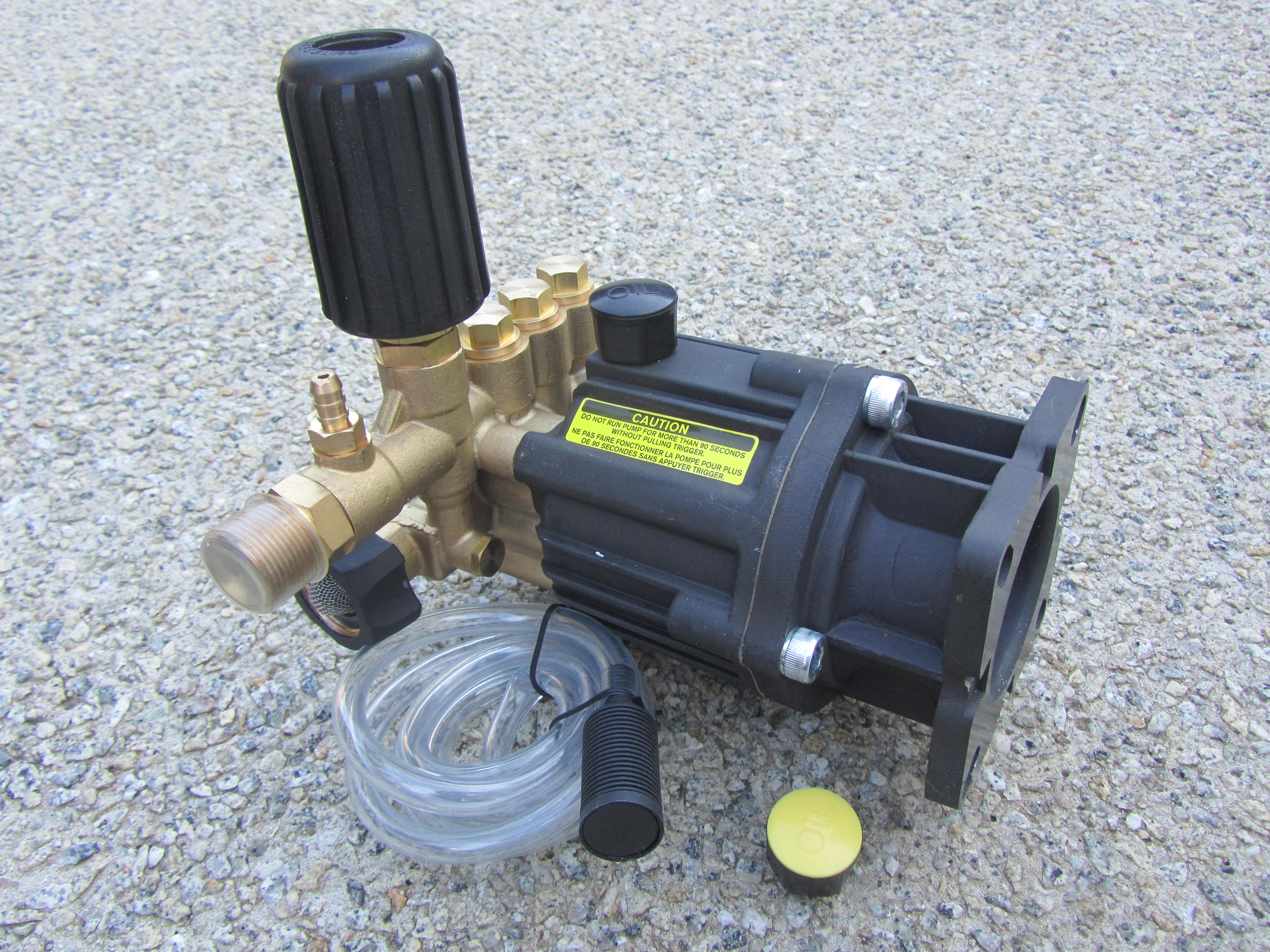 3100 PSI Axial Pump ** 9 LPM *Suit 4hp-7hp Petrol Engines