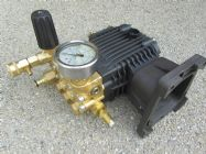 4350psi Crank Shaft Pump 15 LPM *Suits 10-15hp Petrol Engines **WITH BONUS GAUGE**