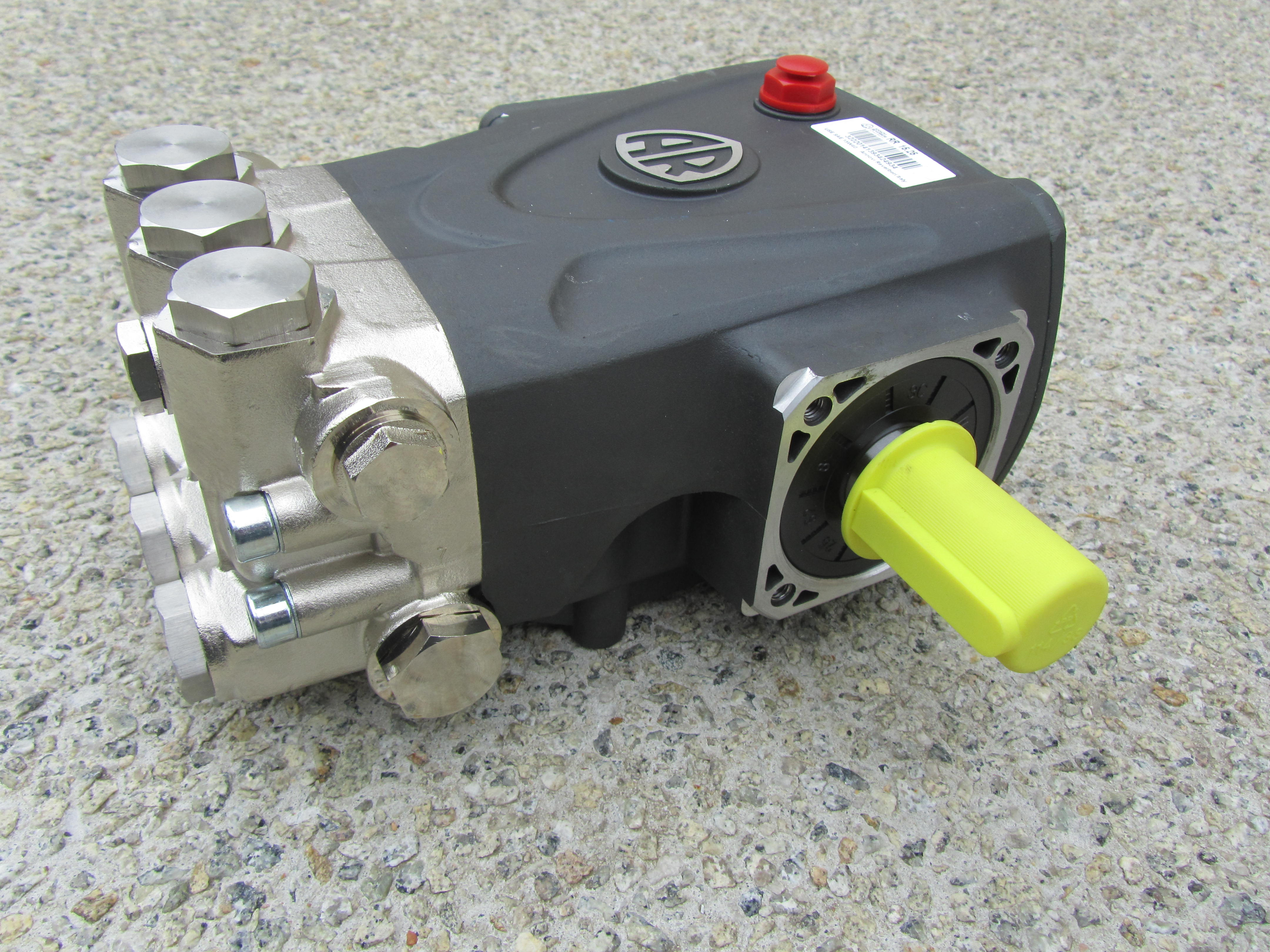 Annovi Reverberi 3600psi Pump Only 1450 RPM Gearbox OR Belt Driven   *15 LPM *Suits 9hp-15hp Engines