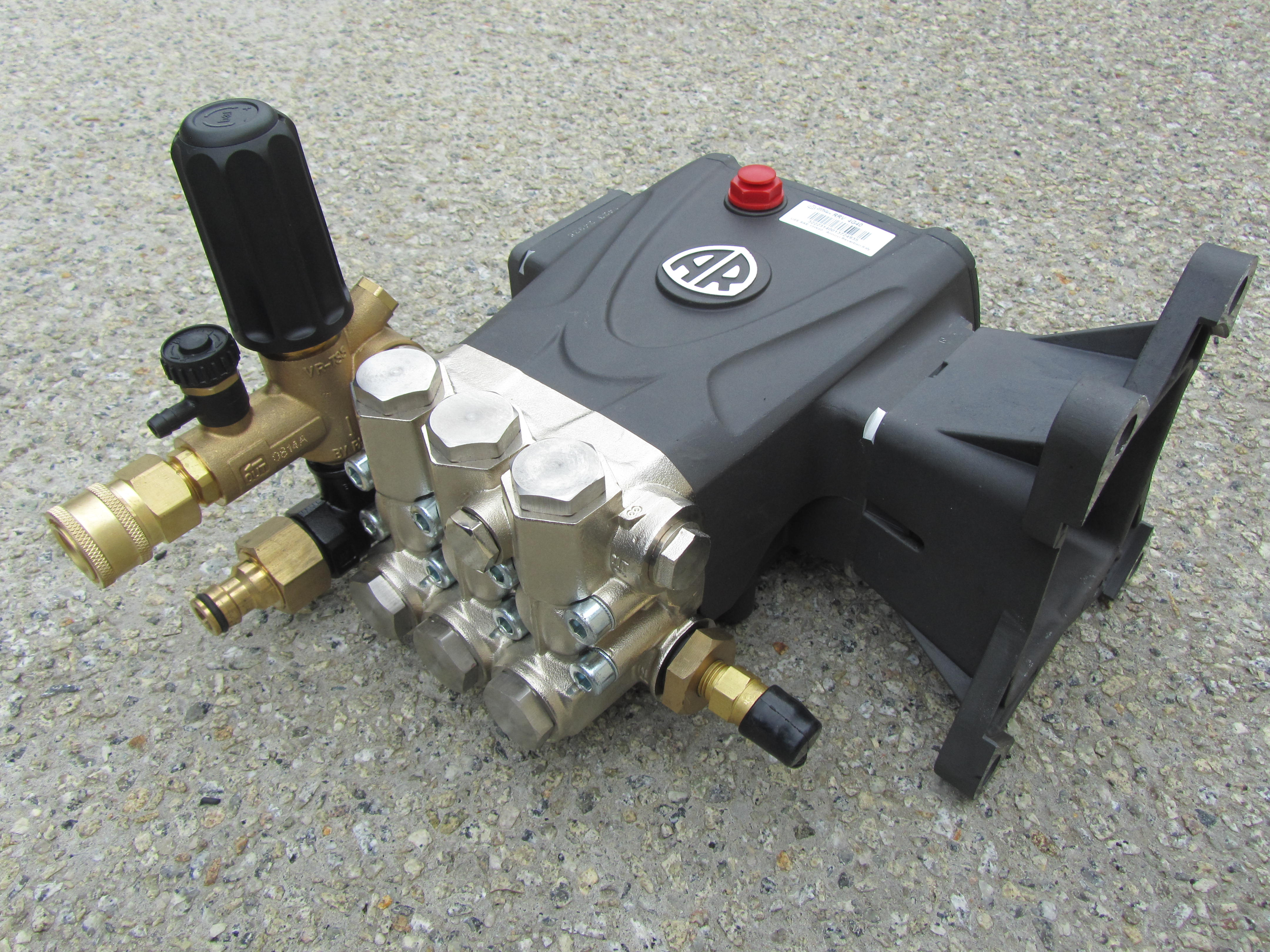 Annovi Reverberi 4060psi Pump COMPLETE 15 LPM *Suits 13hp-15hp Petrol Engines10hp Plus Diesel