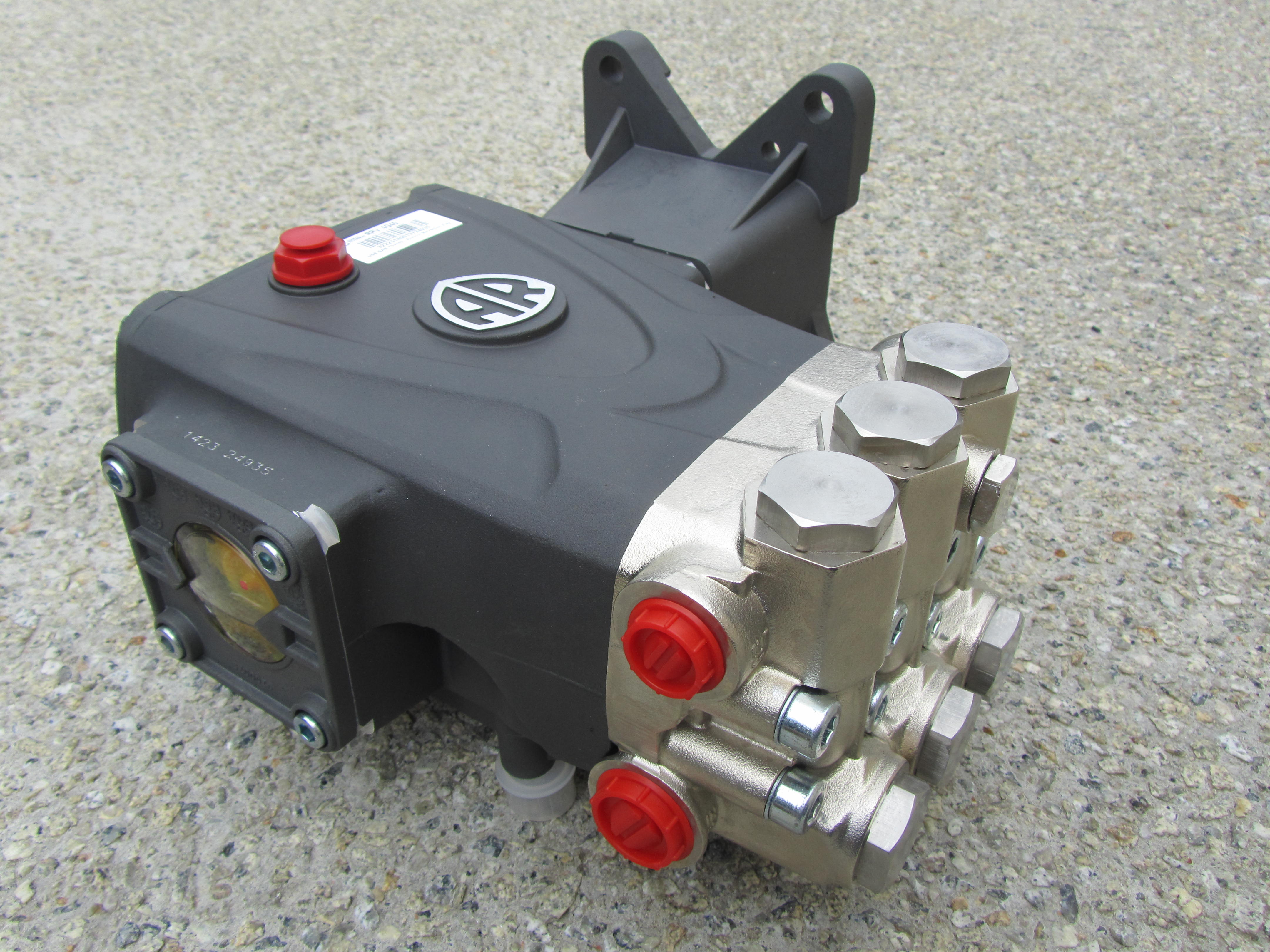 Annovi Reverberi 4060psi PUMP ONLY | RRV 4G40HD|  *15 LPM *Suits 13hp-15hp Engines or 10hp Diesel Plus Engines