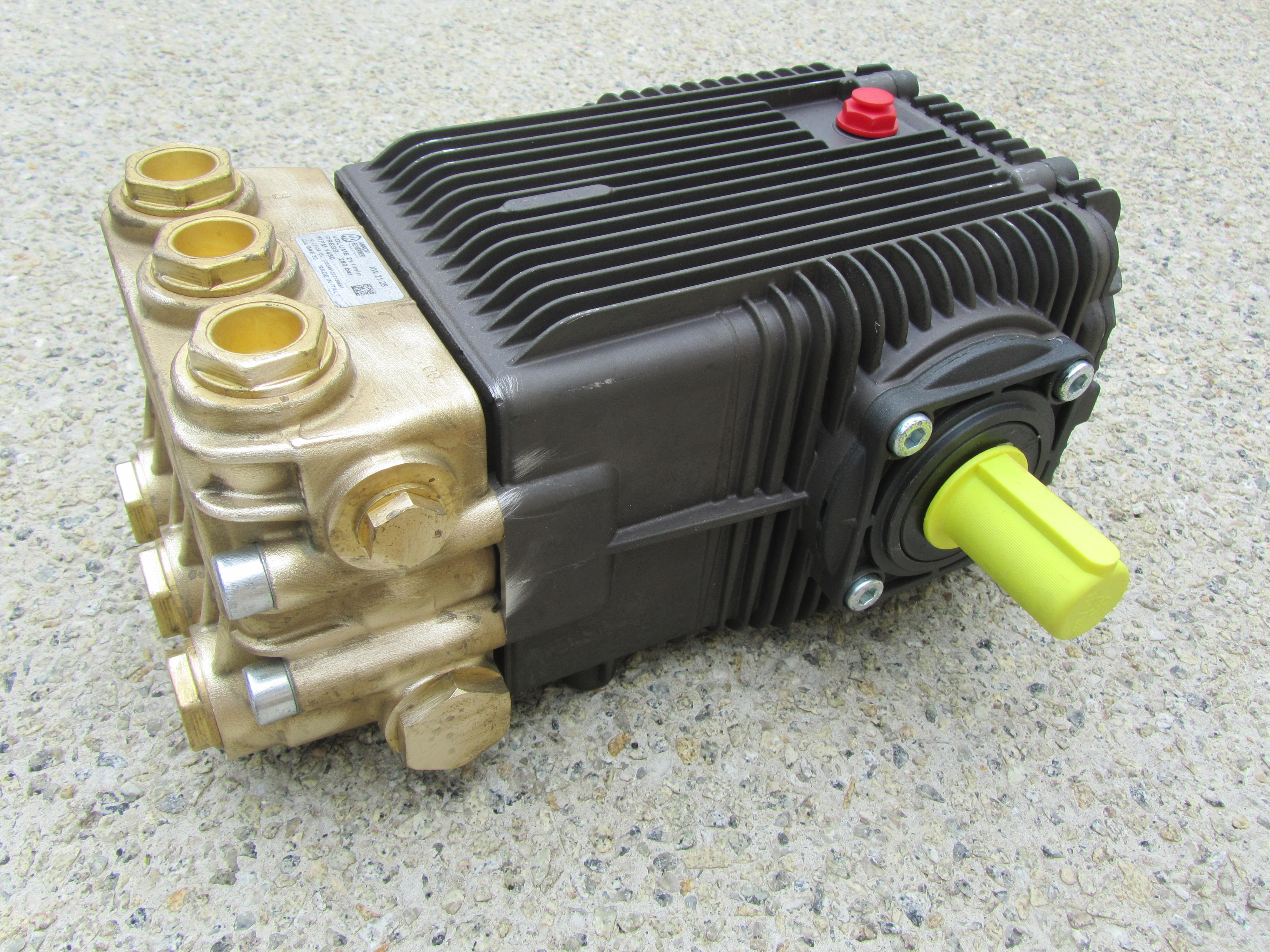 Annovi Reverberi 4060psi Pump Only 1450 RPM Gearbox OR Belt Driven   *21 LPM *Suits 18-24hp Engines