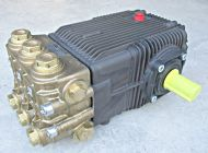 Annovi Reverberi 5100psi Pump Only 1450 RPM Gearbox OR Belt Driven *21 LPM *Suits 20-24hp Engines