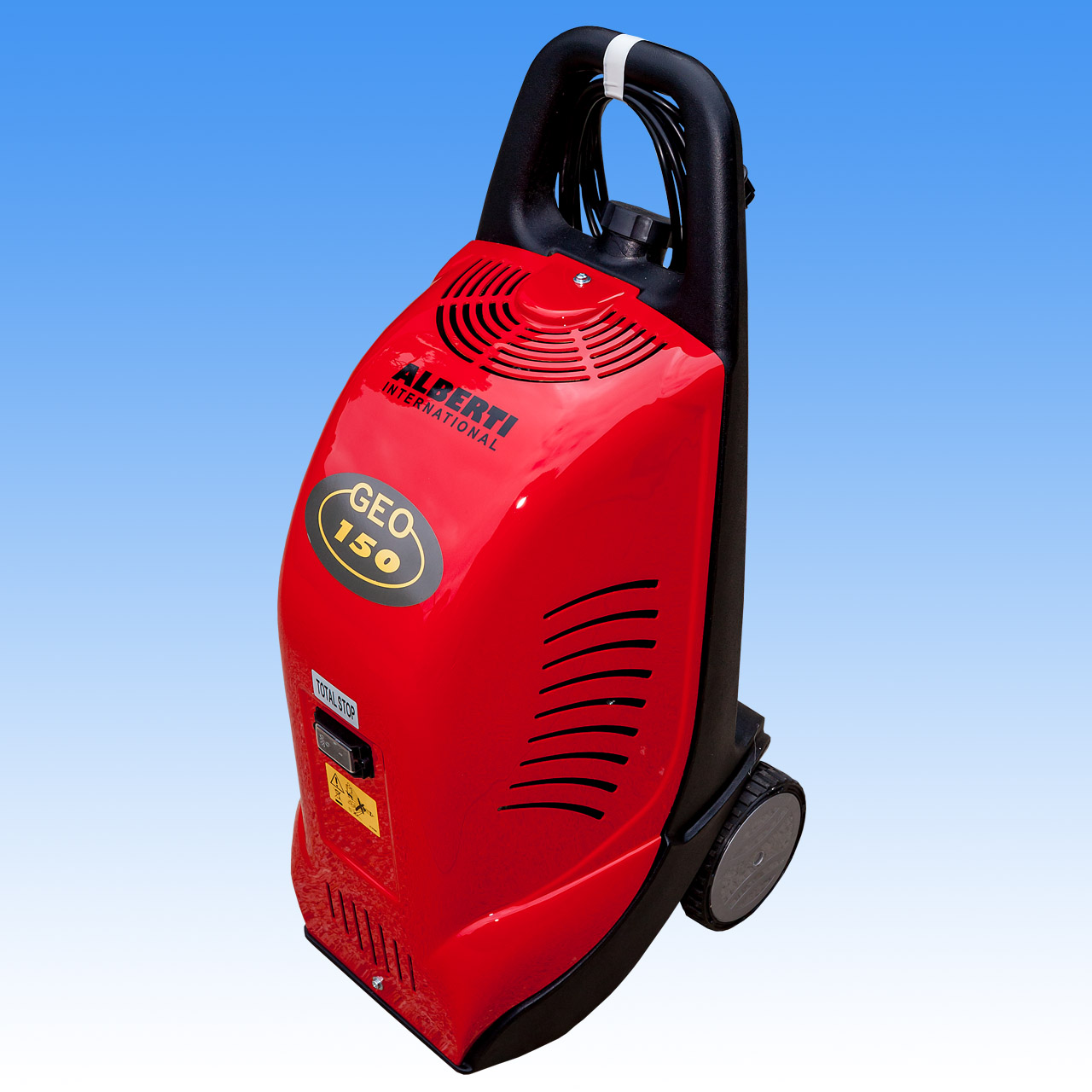 Alberti Geo 150 | 2000psi Electric COLD Water High Pressure Washer | Cleaner  ** SPECIAL PRICE - LIMITED TIME ONLY **