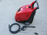 Alberti K130|8  1900psi   Electric | Diesel | HOT & COLD WATER High Pressure Washer Cleaner | Image 4