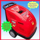Alberti SpiceJet 120|10  1750psi  Electric | Diesel HOT and COLD WATER High Pressure Washer | Cleaner  ** SPECIAL PRICE **