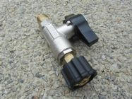Ball Valve | Shut Off Valve For Pressure Washer Cleaner 3000psi | M22  M|F | Image 5