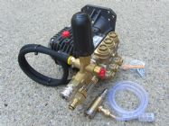Comet Pump COMPLETE ASSEMBLY | ZWD4040 | 4000psi | External Bypass Unloader | 15.2 L|Min | Image 3