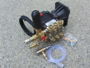 Comet Pump COMPLETE ASSEMBLY | ZWD4040 | 4000psi | External Bypass Unloader | 15.2 L|Min | Image 4