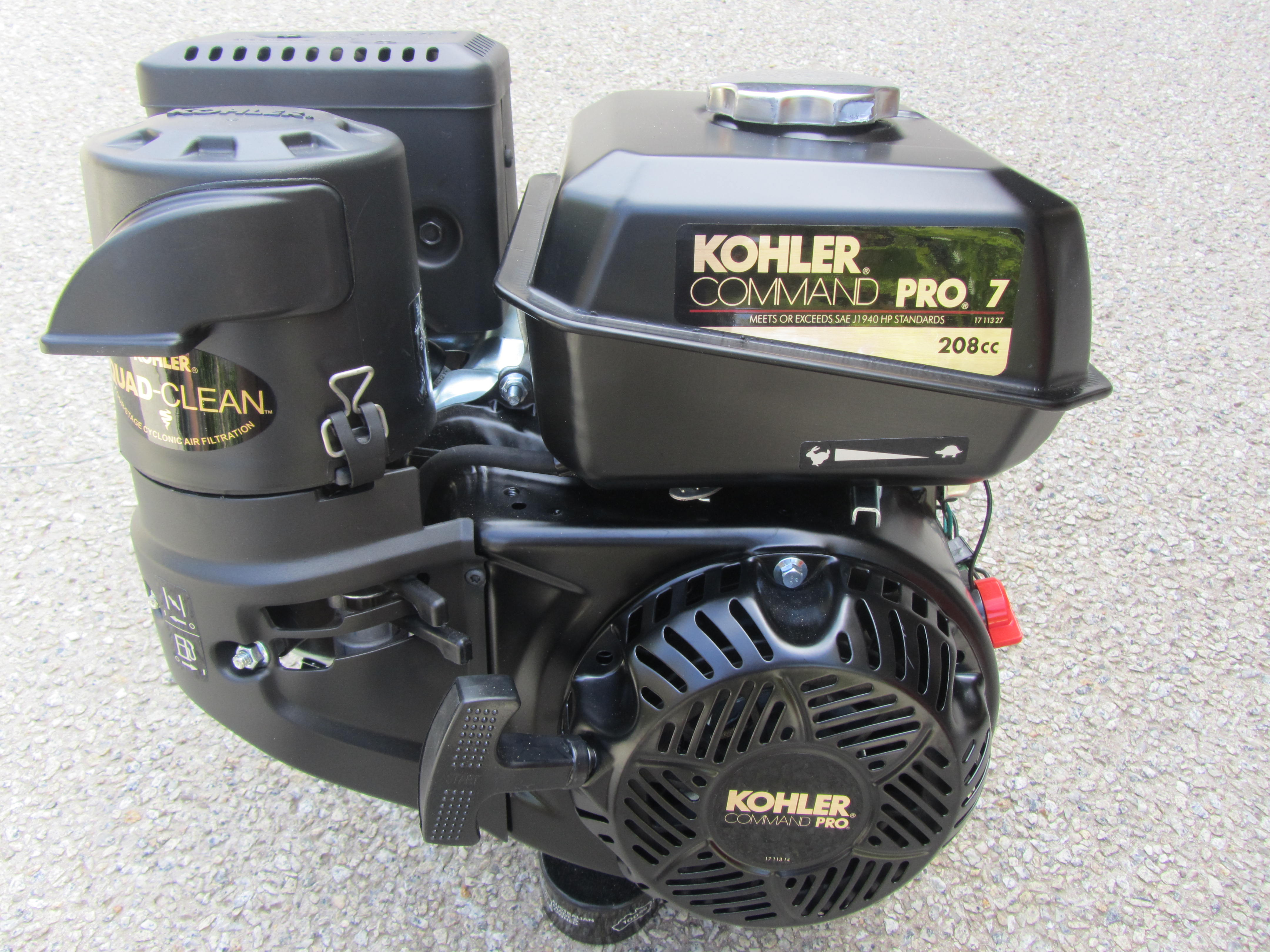 7hp Kohler Recoil Start Engine   ** SPECIAL PRICE **