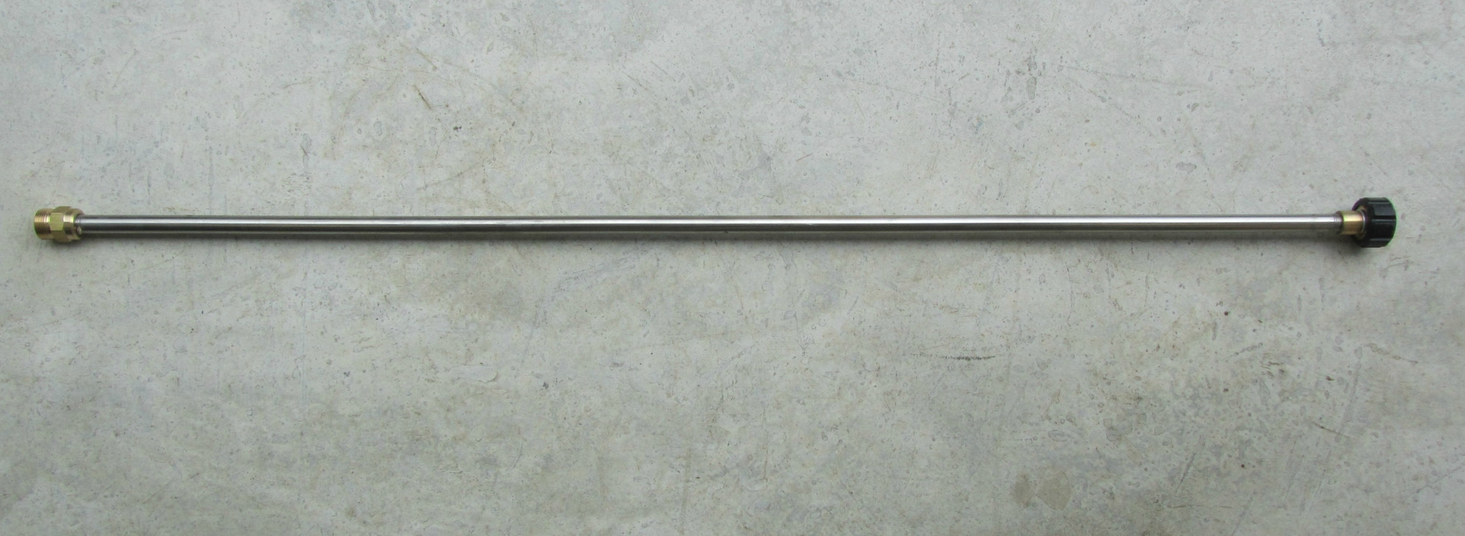 Extension Lance Stainless Steel (Straight) 950mm
