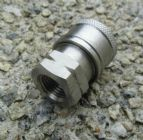 1|4 BSP F - 1|4 F Stainless Steel QC Coupler 5000psi
