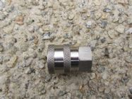 1|4 BSP F Stainless Steel to 1|4 QC Coupler 5000psi | Image 2
