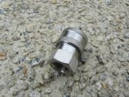 1|4 BSP F Stainless Steel to 1|4 QC Coupler 5000psi | Image 3