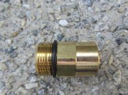24mm M to 1|4 BSP F High Pressure Hose Fitting | 5650psi Max | 30 L|Min | Image 2