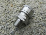 3|8 BSP M - 3|8 F Stainless Steel QC Coupler 5000psi | Image 3