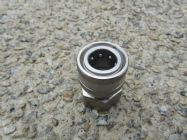 3|8 BSP F to 3|8 F Stainless Steel QC Coupler 5000psi | Image 2