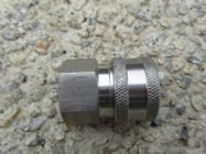 3|8 BSP F to 3|8 F Stainless Steel QC Coupler 5000psi | Image 4