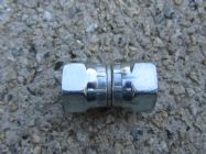 FSW 3|8 FS - 3|8 FF Adaptor Joiner High Pressure Hose Fitting | Image 2