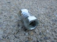 FSW 3|8 FS - 3|8 FF Adaptor Joiner High Pressure Hose Fitting | Image 3
