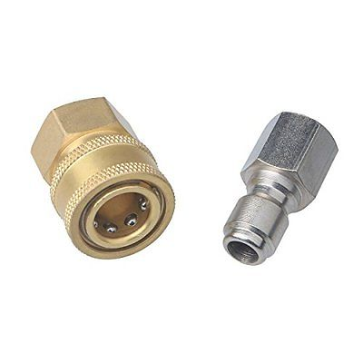 Pressure Washer Hose Fittings