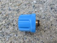 M24 F to 1|4 BSP F High Pressure Hose Fitting | 5650psi Max | Image 2