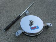 12 Inch Mosmatic Rotary Floor Surface Cleaner |300mm Stainless Steel Rotary Surface Cleaner | Image 2