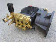 3600psi High Volume Gearbox Driven Triplex Pump 18.2 LPM *Suits 13hp-15hp Petrol Engines | Main Image