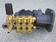 3600psi High Volume Gearbox Driven Triplex Pump QRA 18.14B |18.2 LPM  | *Suits 13hp-15hp Petrol Engines | Image 2