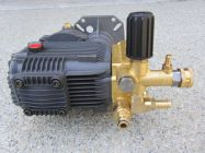3600psi High Volume Gearbox Driven Triplex Pump QRA 18.14B |18.2 LPM  | *Suits 13hp-15hp Petrol Engines | Image 3