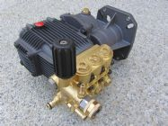 3600psi High Volume Gearbox Driven Triplex Pump QRA 18.14B |18.2 LPM  | *Suits 13hp-15hp Petrol Engines | Image 4