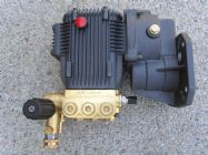 3600psi High Volume Gearbox Driven Triplex Pump 18.2 LPM *Suits 13hp-15hp Petrol Engines | Image 5