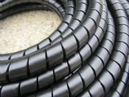 20 Metre Pigs Tail Protective Hose Wrapping (Spiral Wrap) ForSteel Braided Hoses | Main Image