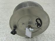 31 Metre Stainless Steel Hand Crank Pressure Hose Reel (Made In USA) | Image 3