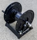 130 Metre Hand Crank Pressure Washer Hose Reel with A FRAME MOUNTING (Made In USA)