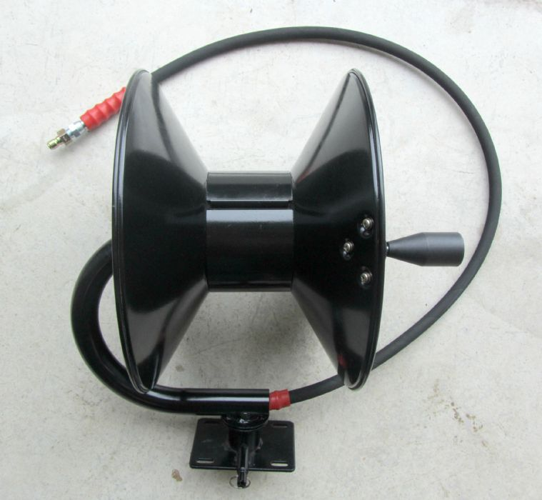 High Pressure Washer Cleaner Hose Reels