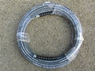 20 Metre 1|4 Inch 5800psi Grey 2 Wire Low Marking M & F | Main Image