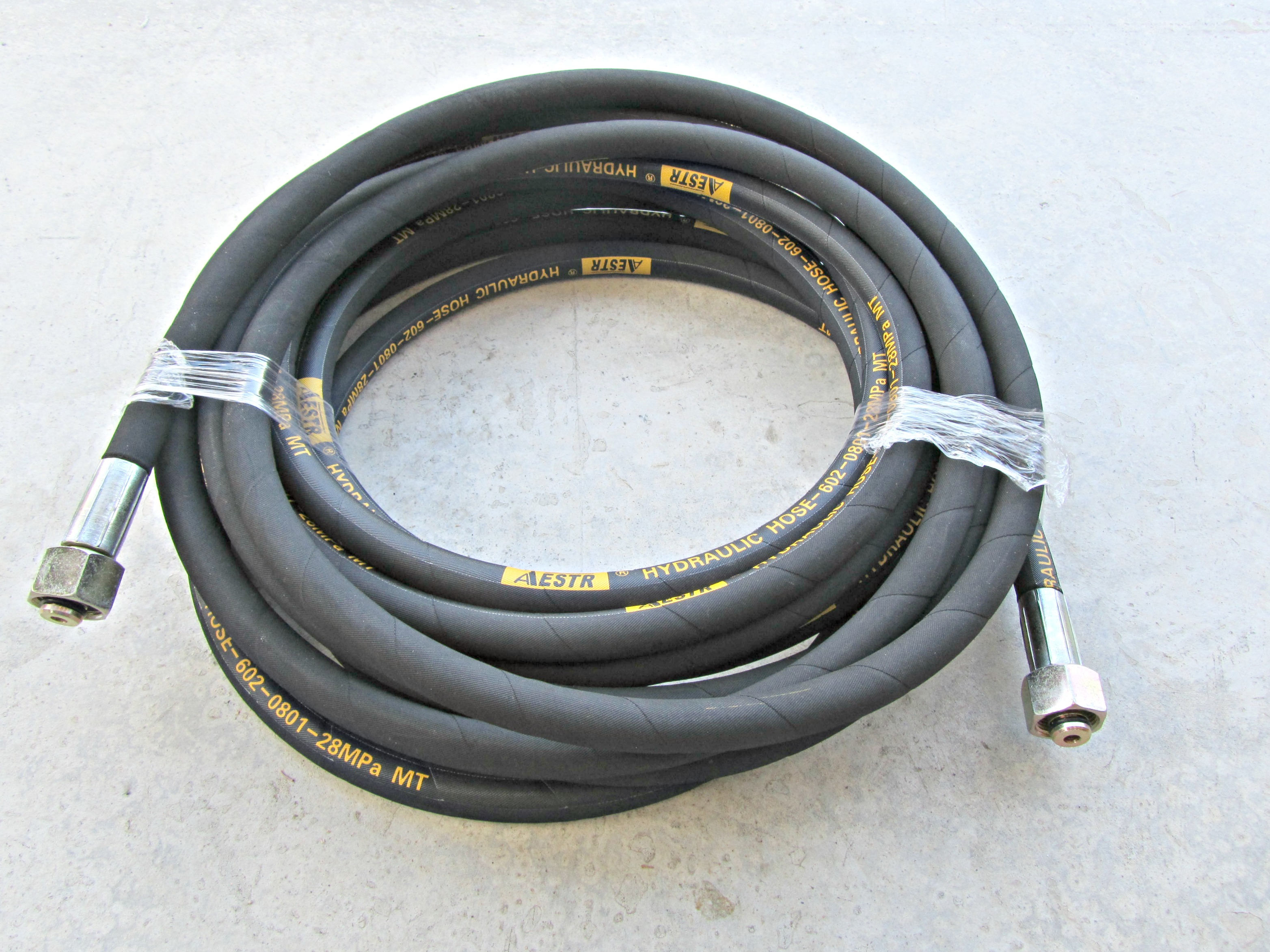High Pressure Water Hose Fittings Braided High Pressure Hose