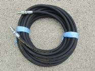 20 Metre Aestr Single Steel Braided High Pressure Hose with Quick Connection Fittings TO SUIT KARCHER | Image 3