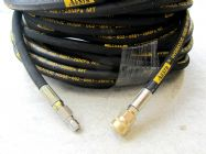 50 Metre Aestr Single Steel Braided High Pressure Hose with Quick Connection Fittings | Image 3