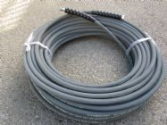 60 Metre 3|8 Inch 4000psi Grey 1 Wire Low Marking M & F | Image 3