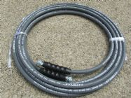 10 Metre 3|8 Inch 4000psi Grey 1 Wire Low Marking M | F | Image 2